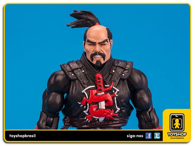 Masters of the Universe Classics: Ninja Warrior - Mattel