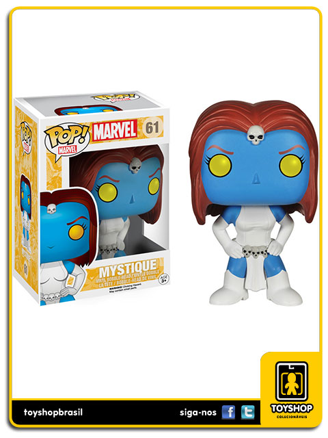 Marvel: Mystique Pop - Funko