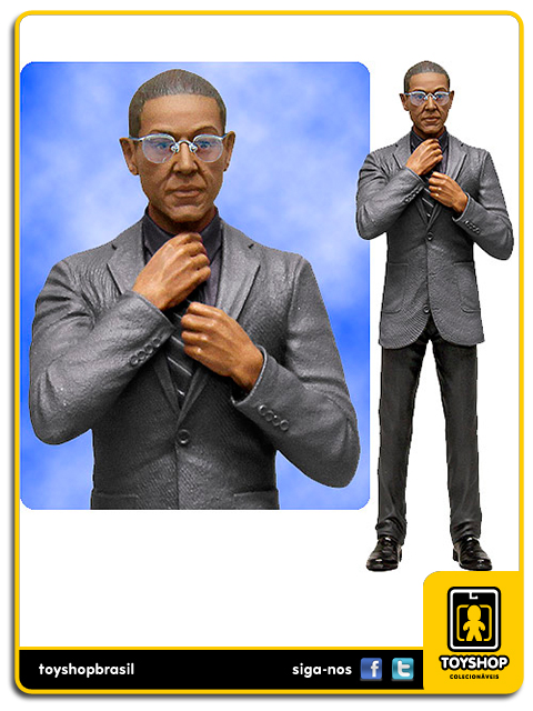 Breaking Bad: Gus Fring - Mezco