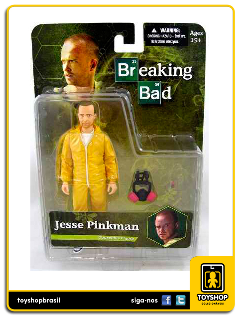 Breaking Bad: Jesse Pinkman Hazmat - Mezco