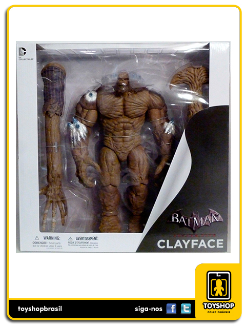 Batman Arkham City: Clayface 35 cm - Dc Collectibles