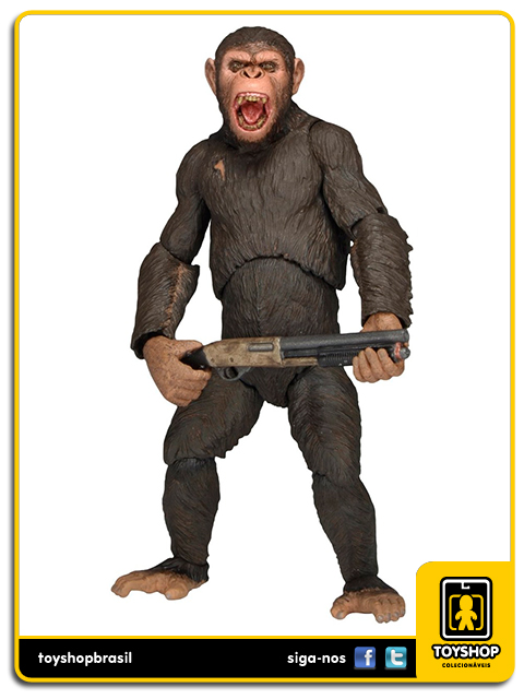 Dawn of The Planet Of The Apes: Caesar - Neca