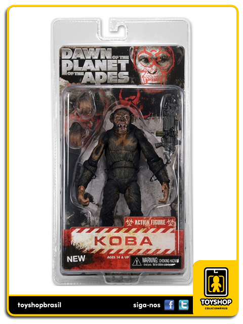 Dawn of The Planet Of The Apes: Koba - Neca