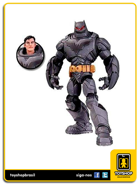 Designer Series: Thrasher Suit Batman Greg Capullo - Dc Collectibles