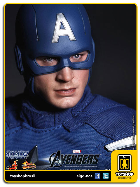 The Avengers: Captain America - Hot Toys