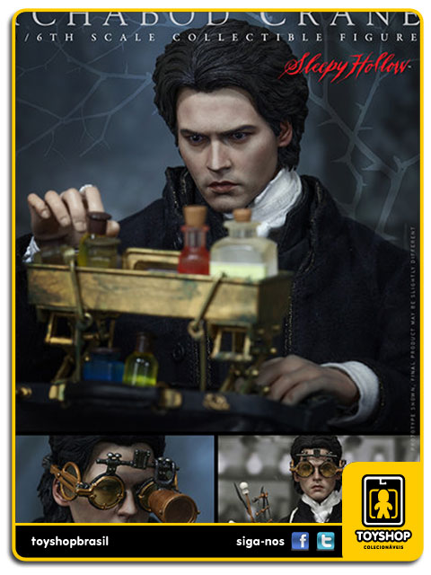 Sleepy Hollow: Ichabod Crane - Hot Toys
