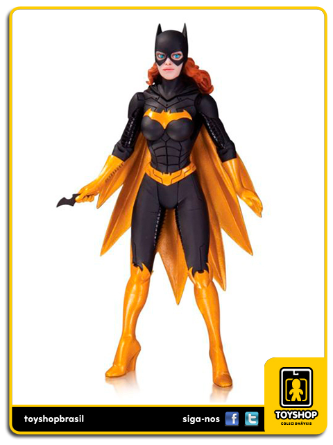 Designer Series: Batgirl Greg Capullo - Dc Collectibles