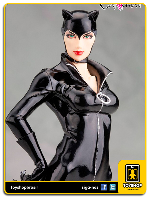 The New 52: Catwoman 1/10 Artfx - Kotobukiya