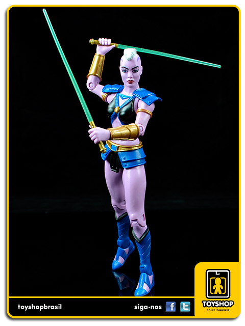 Masters of the Universe Classics: Huntara - Mattel