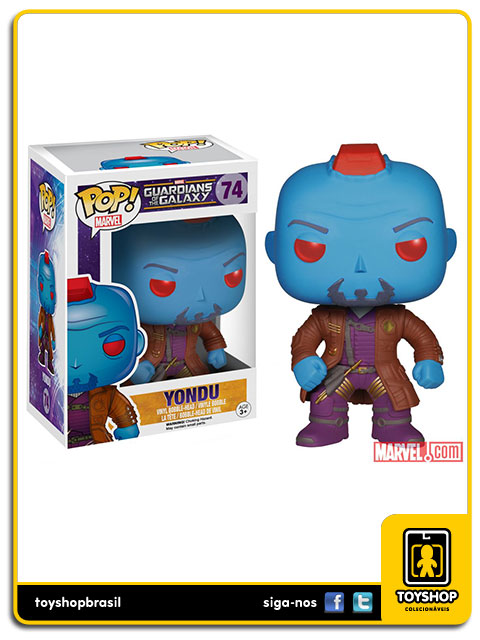 Guardians of the Galaxy: Yondu Pop - Funko