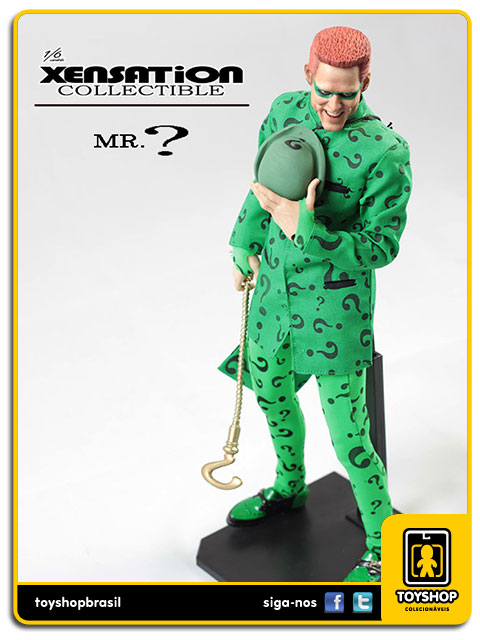 Batman: Riddler 1/6 - Xensation