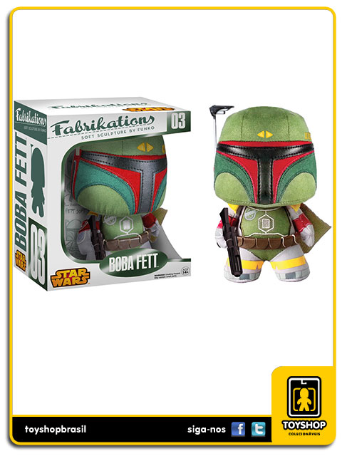 Star Wars: Boba Fett Fabrikations - Funko