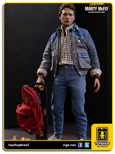 Back to the Future: Marty McFly - Hot Toys