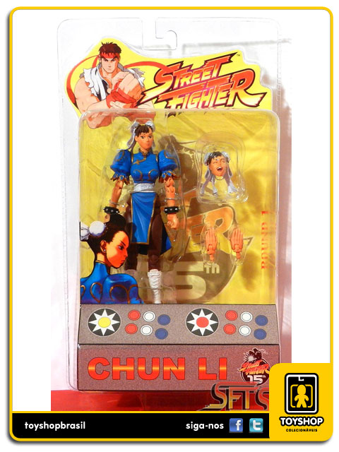 Street Fighter: Chun Li - Sota