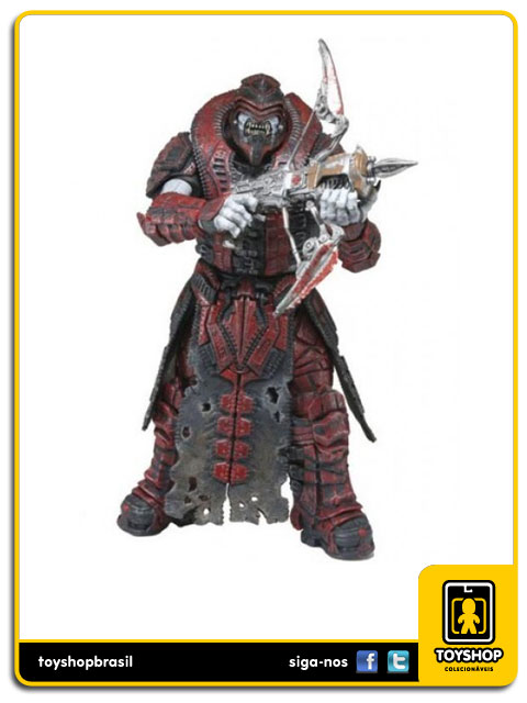Gears of War: Theron Sentinel - Neca