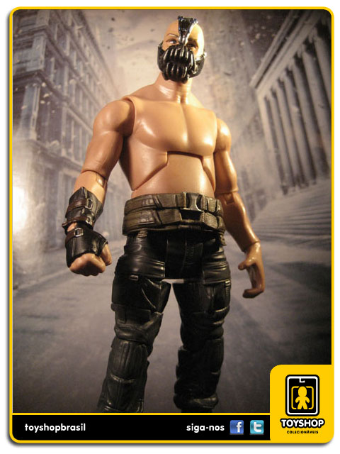 The Dark Knight Rises: Batman vs Bane - Mattel
