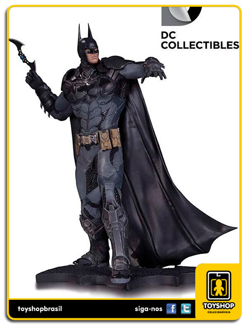 Arkham Knight: Estátua Batman - Dc Collectibles