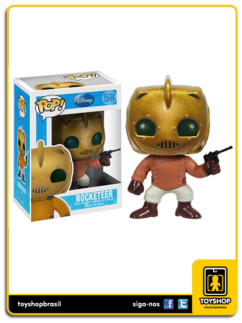 The Rocketeer: Rocketeer Pop - Funko