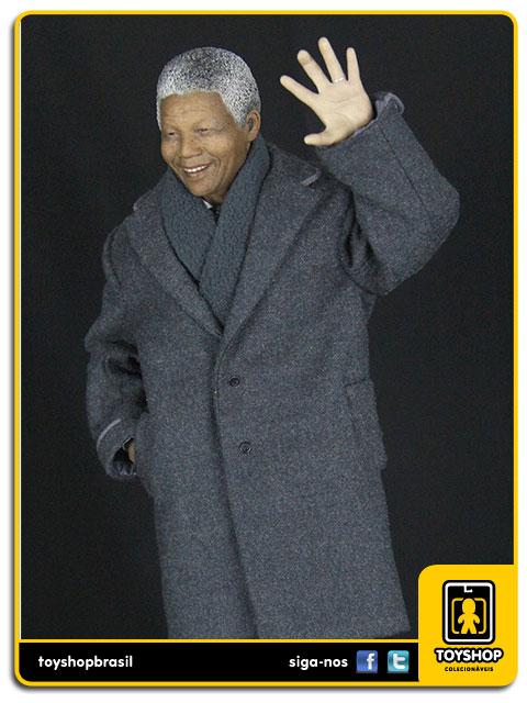 Figura de ação Nelson Mandela 1/6 - Sculpture Time