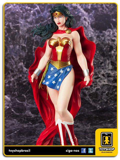 DC Comics: Wonder Woman Artfx - Kotobukiya