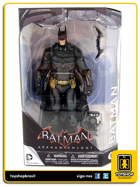 Batman Arkham Knight Batman  DC Collectibles