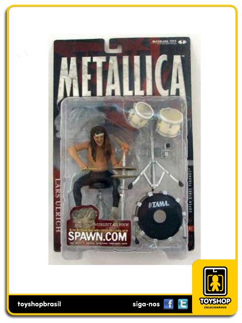 Metallica Lars Ulrich  Mcfarlane