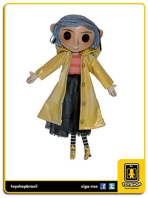 Coraline: Coraline Prop Doll - Neca