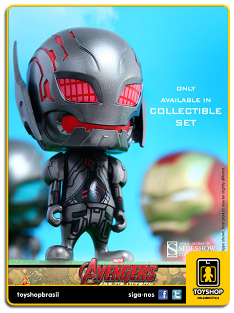 Avengers Age of Ultron: Cosbaby Collectible Set - Hot Toys