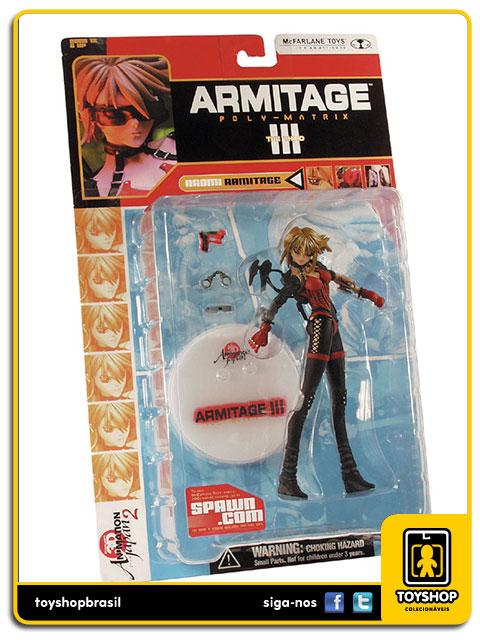Armitage III: Naomi Armitage - Mcfarlane