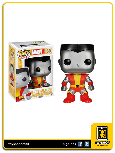 Marvel: Colossus Pop - Funko