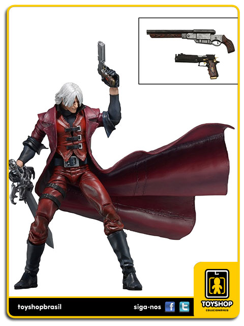 Devil May Cry: Ultimate Dante - Neca