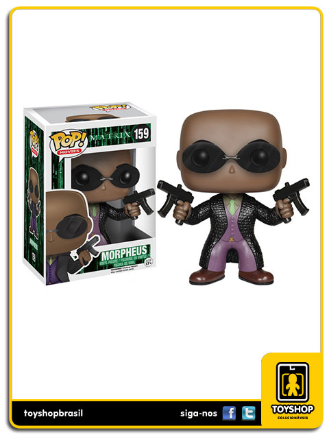 Matrix: Morpheus Pop - Funko