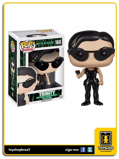 Matrix: Trinity Pop - Funko