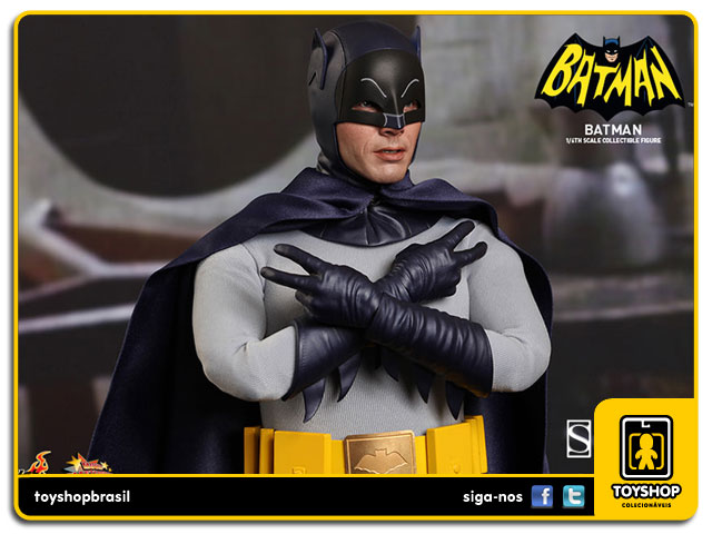 Batman Classic TV Series: Batman 1966 - Hot Toys