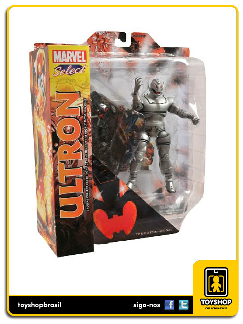 Marvel Select: Ultron - Diamond