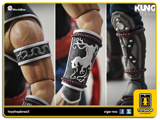 Mortal Kombat: Kung Lao 1/6 - WorldBox