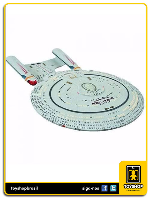 Star Trek: Enterprise NCC-1701-D - Diamond