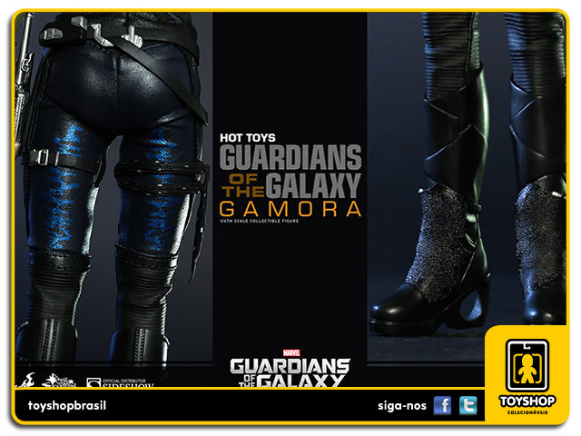 Guardians of the Galaxy: Gamora - Hot Toys