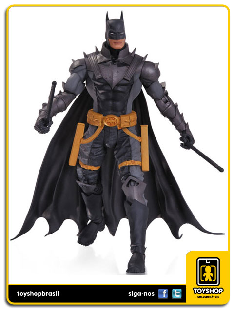 The New 52: Batman Bruce Wayne - DC Collectibles