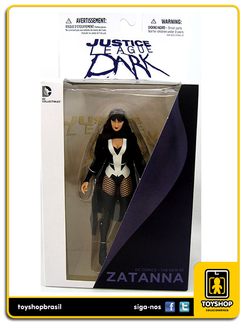 The New 52: Zatanna - DC Collectibles