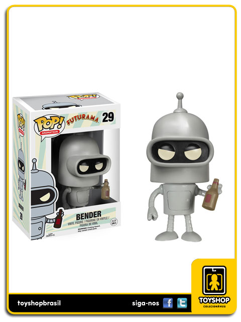 Futurama: Bender Pop - Funko