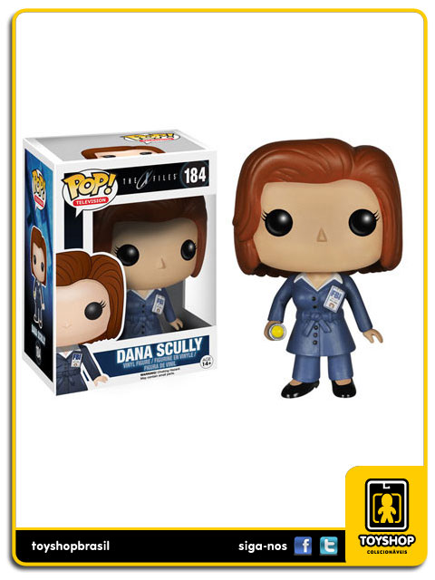 The X-Files: Dana Scully Pop - Funko