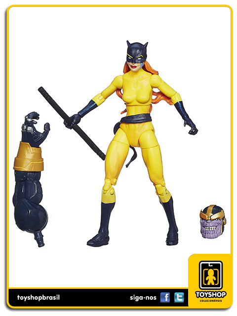 Marvel Legends Infinite: Hellcat - Hasbro