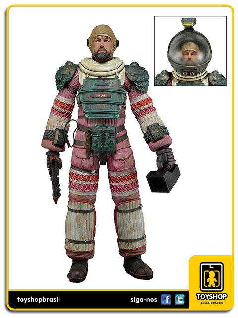 Alien: Dallas Compression Suit - Neca