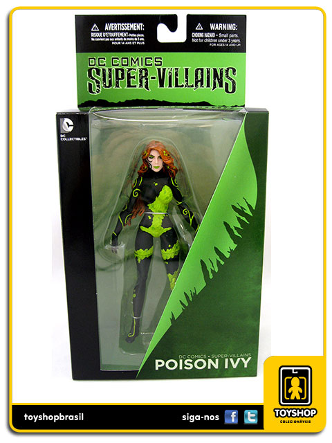 The New 52: Poison Ivy - DC Collectibles