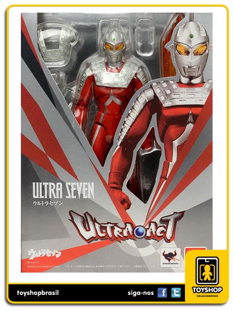 Ultra Act: Ultra Seven - Bandai
