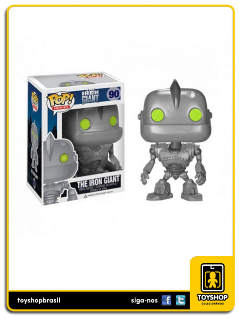 The Iron Giant Pop - Funko