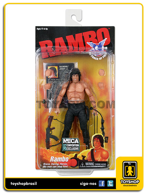 Rambo: Rambo Force of the Freedom - Neca