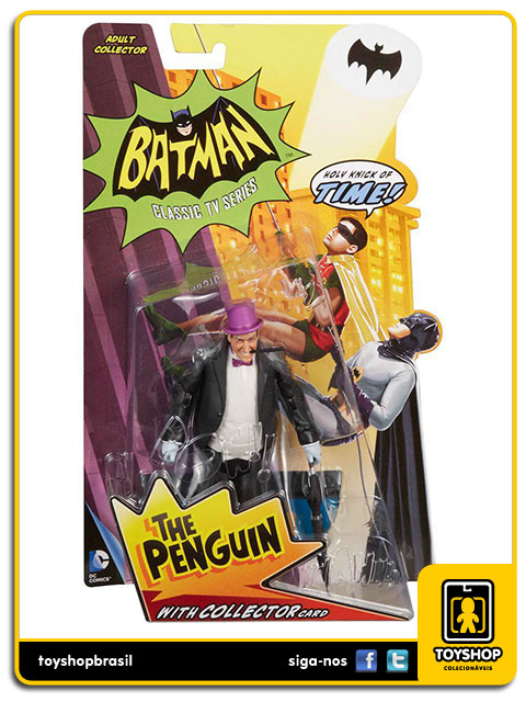 Batman Classic TV Series: The Penguin - Mattel