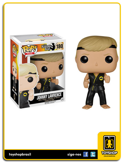 Karate Kid: Johnny Lawrence Pop - Funko